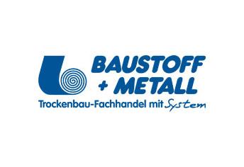 Baustoff + Metall ist Handelspartner von Trockenbau Pisko